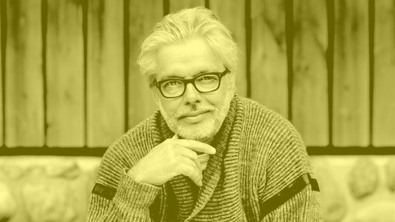 Jukka-Pekka Saraste, a fotót Felix Broede készítette