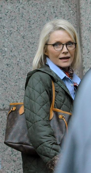 Michelle Pfeiffer felismerhetetlen - fotó