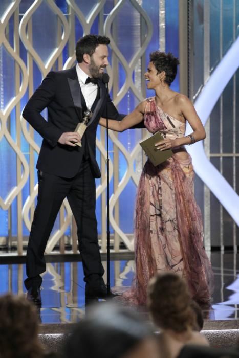 Ben Affleck meztelenül akarja Halle Berryt