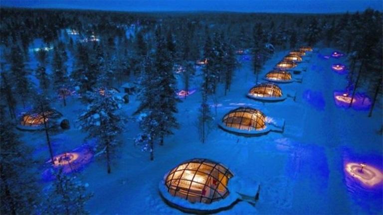 Utazz az északi fény birodalmába!