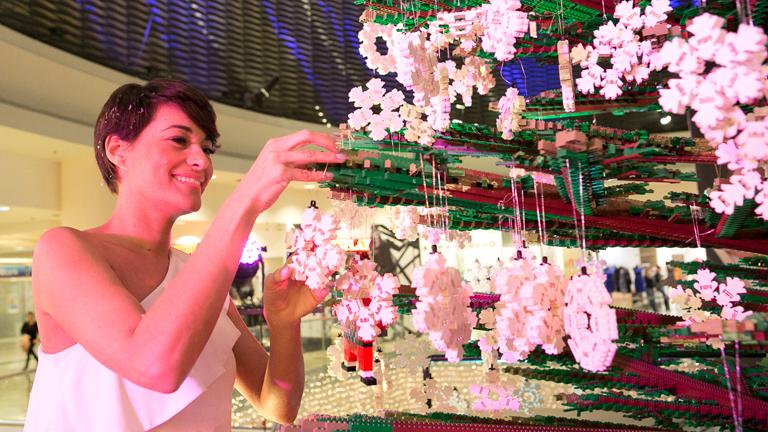 Építsd meg Te is LEGO Hópelyhedet, és nyerj szuper ajándékokat!