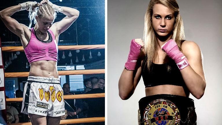Azért kezdett thai boxolni, hogy megvédje magát, ma már amatőr Európa-bajnok - Bélik Timi