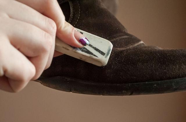 Így ápold a cipőd télen – nubuck és velúr lábbelik