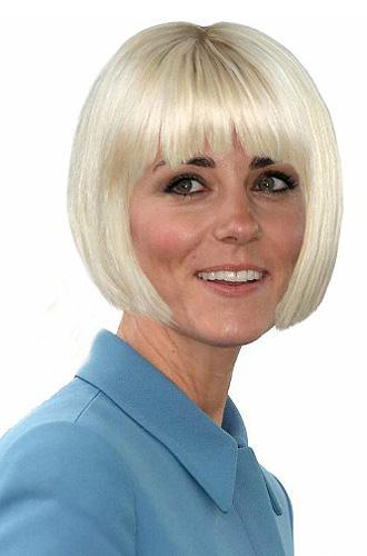 Láttad már Katalin hercegnét rövid, szőke hajjal? Most fogod! - képek