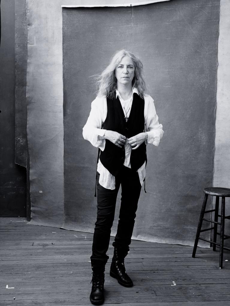 Patti Smith, november