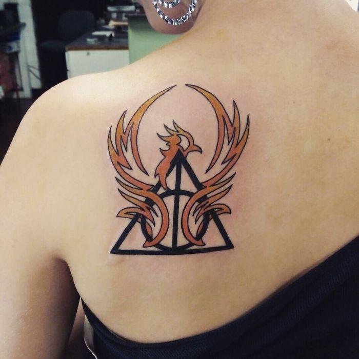 A legmenőbb Harry Potteres tetoválások a legelkötelezetebb rajongóknak