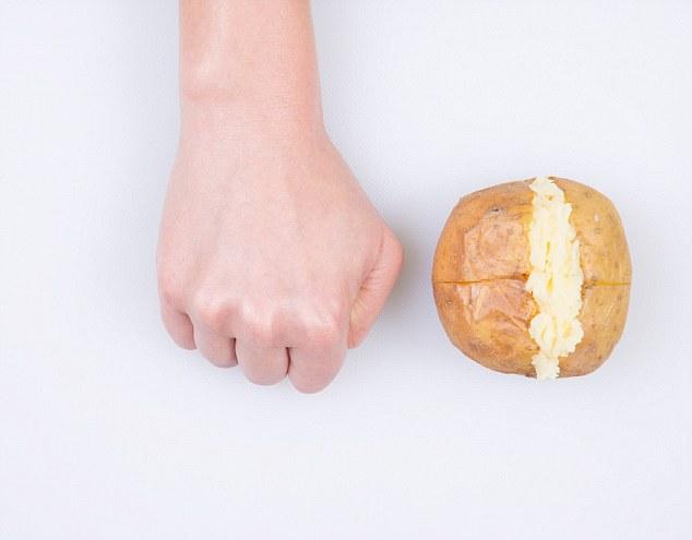 Miből mennyit ehetsz? Mérd le a kezeddel!