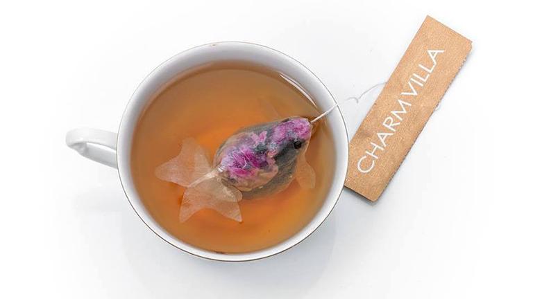 Aranyhal került a teába