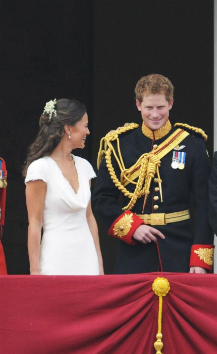Harry herceg és Pippa titkos románca a címlapon