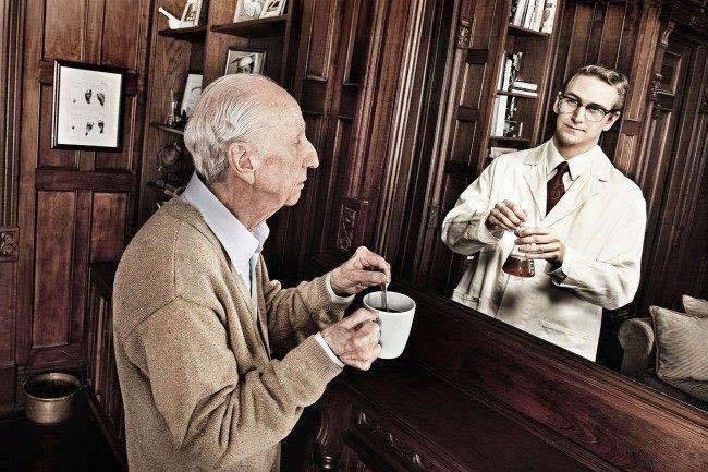 Az életünk az idő ablakán át nézve