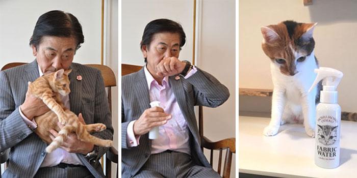 Mindenednek macska szaga lehet ettől az új japán parfümtől