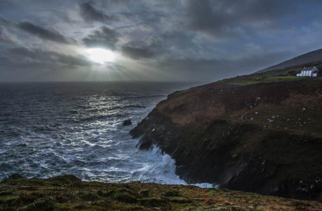 Lélegzetelállítóan gyönyörű fotók Írországról