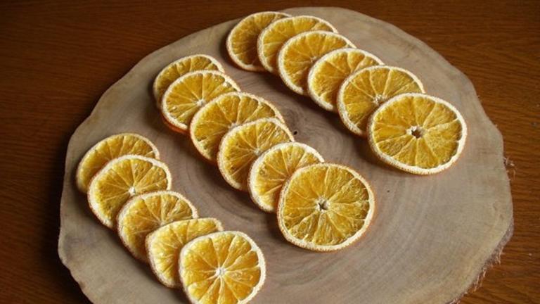 DIY: narancsos ünnepi dekorációk