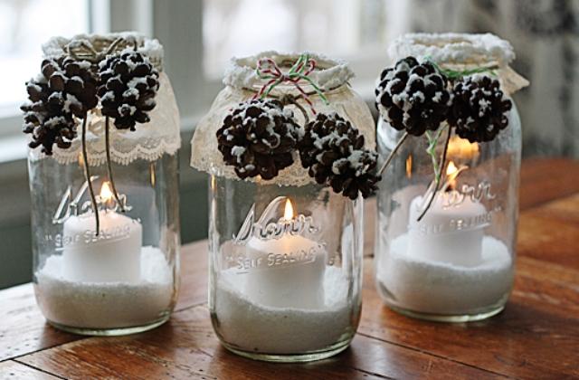 Csináld magad: csodaszép karácsonyi dekoráció