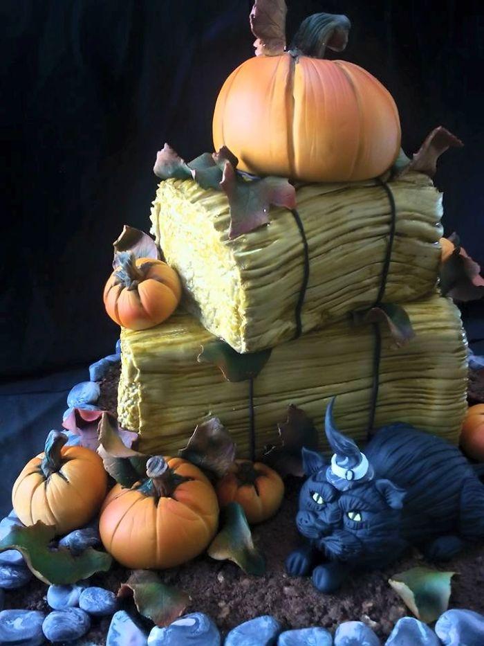 Egyedi tortacsodák, amiket vétek lenne megenni - fotók