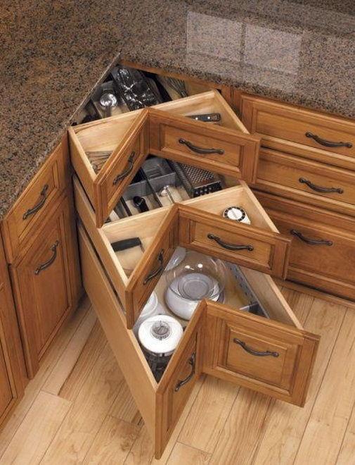 Így rendezkedj be, ha kicsi a konyhád!