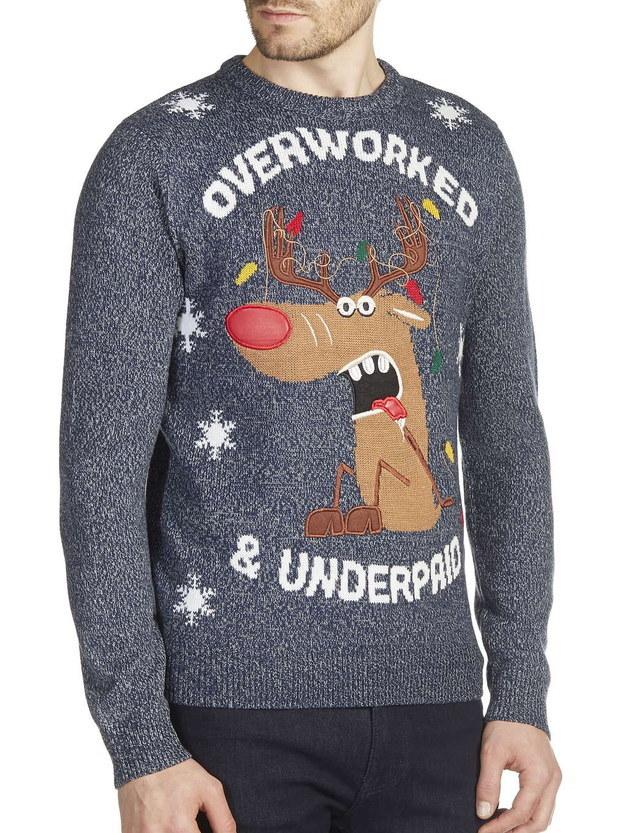 bc1cf18eb 17 menő karácsonyi pulcsi, amit még gyorsan beszerezhetsz az ünnepek ...