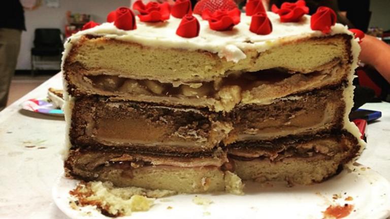 A tortában sült pite volt 2015 gasztro-őrülete