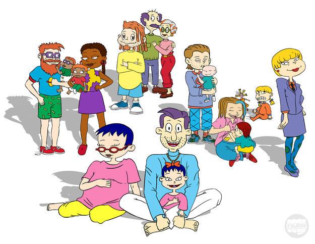 Nézd meg, hogy néznek ki a Fecsegő Tipegők mese felnőtt szereplői!
