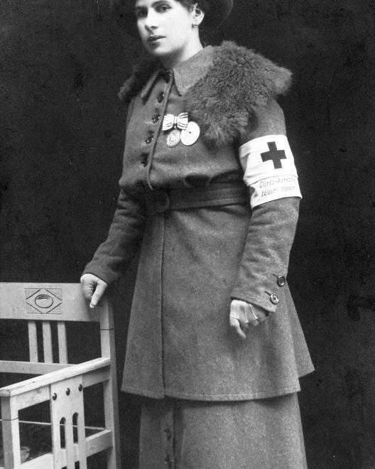 Ilyenek voltak a magyar nők 1916-ban - galéria