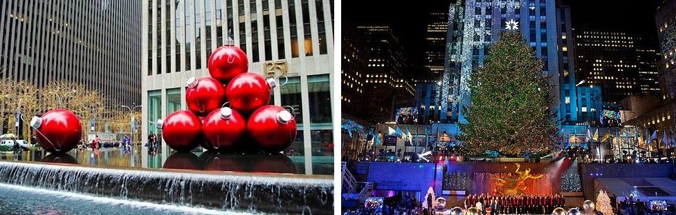 Karácsonyi fények ragyogják be a világ nagyvárosait – képek