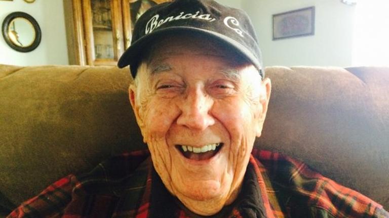 25 fontos tanács egy 100 éves bácsitól