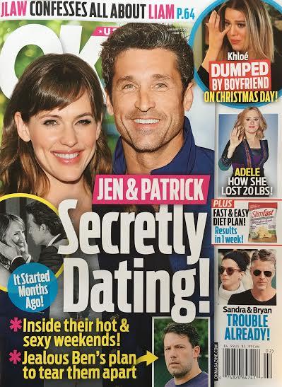 Hollywood új álompárja: Jennifer Garner és Patrick Dempsey
