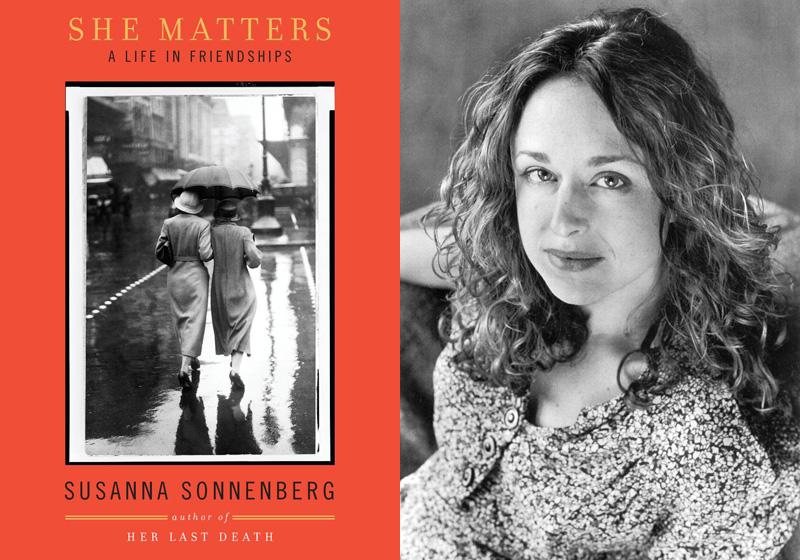 Susanna Sonnenberg (Fotó: Marion Ettlinger)