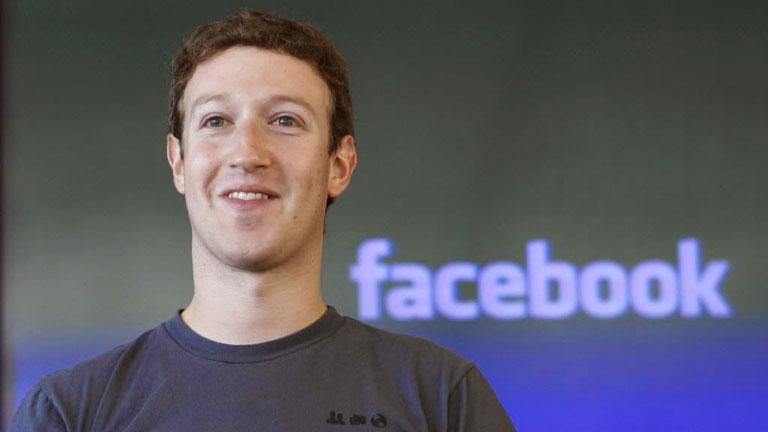 Mark Zuckerberg, a Facebook korlátlan ura (Fotó: Tumblr)