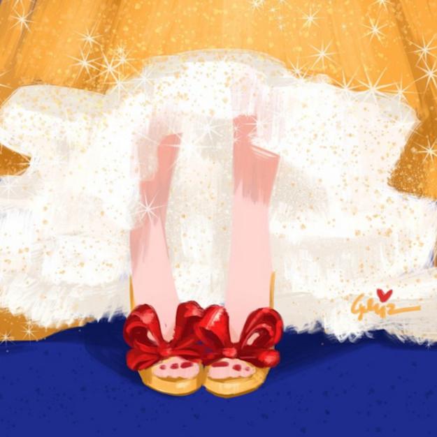 Top divattervezők álmodták újra a Disney hercegnők cipellőit