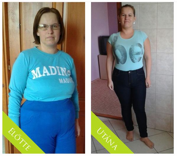 Előtte-utána: három magyar nő, aki megmutatja, mennyit fogyott