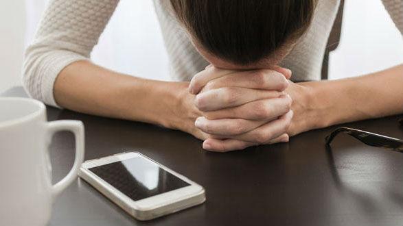 A telefonod már akkor is tudja, hogy depressziós vagy-e, amikor te még nem