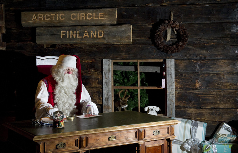 Santa Park, Rovaniemi