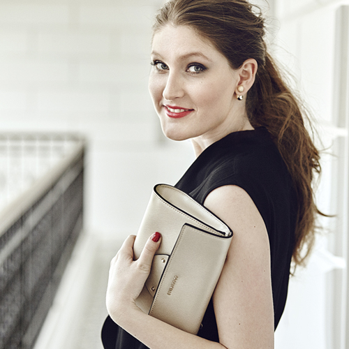 Pekár Magdi beauty blogger