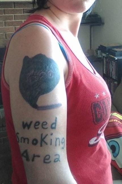 26 végtelenül elfuserált tetoválás. amire még büszkék is viselőik - vicces képek