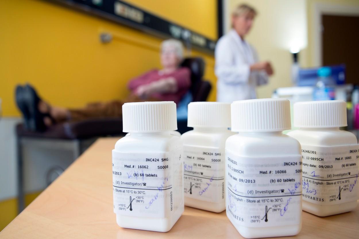 A gyógyszereket rendkívül szigorú körülmények között vizsgálják