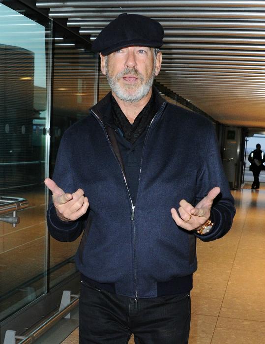 Pierce Brosnan családját kritizálják, pedig csak átlagosak
