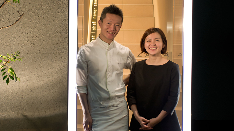 Yoshiaki és Akiko Takazawa (Fotó: Japanese Times)
