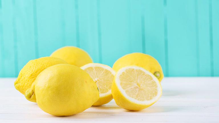Sokkal erősebb lehetsz egy friss citromtól