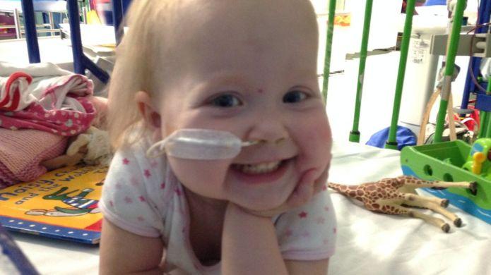 Megmentette a 3 éves kislánya életét a hős apuka