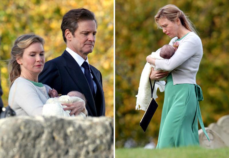 Renée Zellweger és Colin Firth a film egyik jelenetében