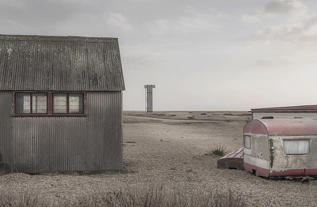 Kísértetjárta hely Anglia egyetlen sivatagja - fotók