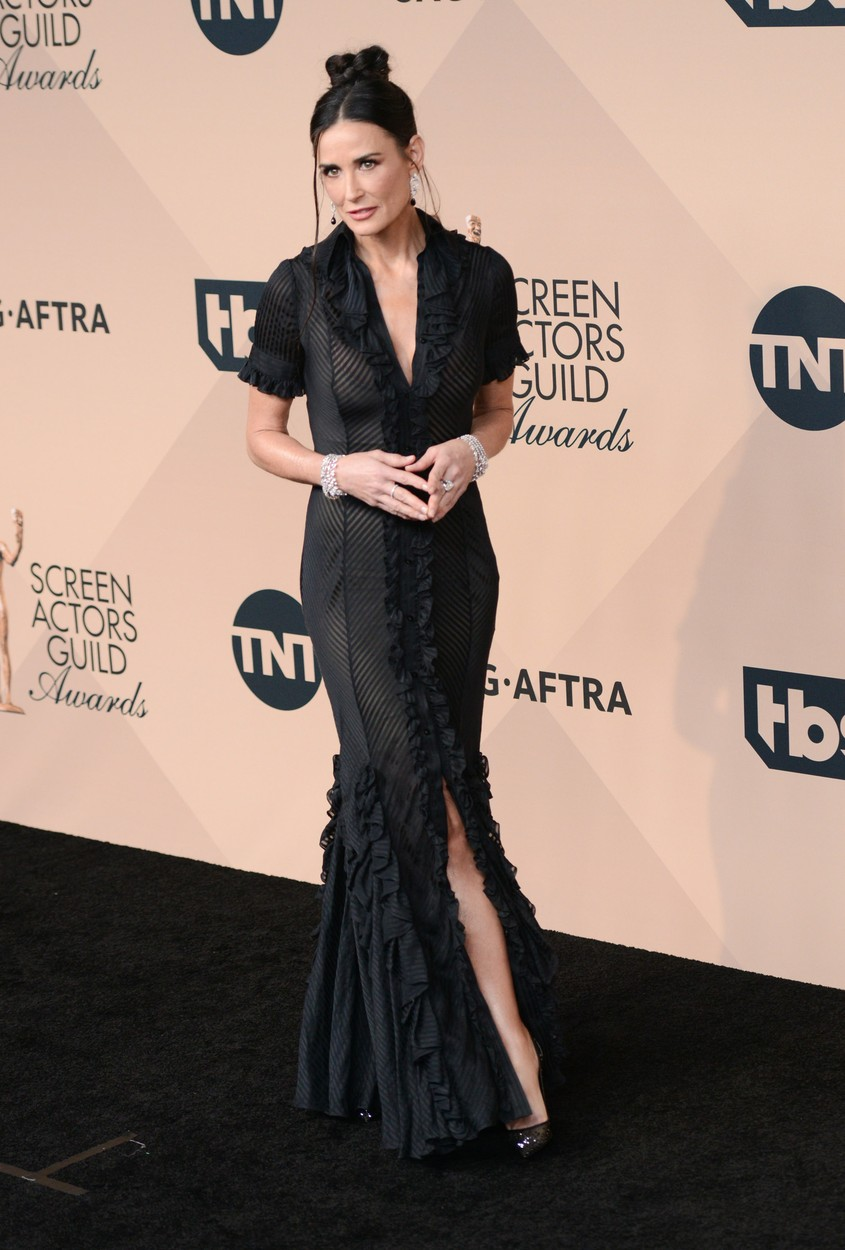 Káprázatosan szexi az 53 éves Demi Moore