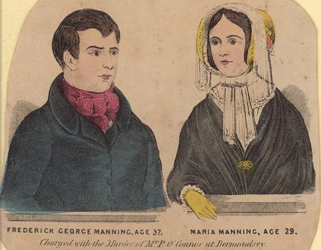 Frederick Manning és Marie Manning