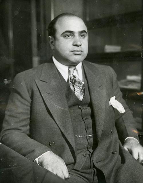Al Capone, minden gengszterklisék atyja
