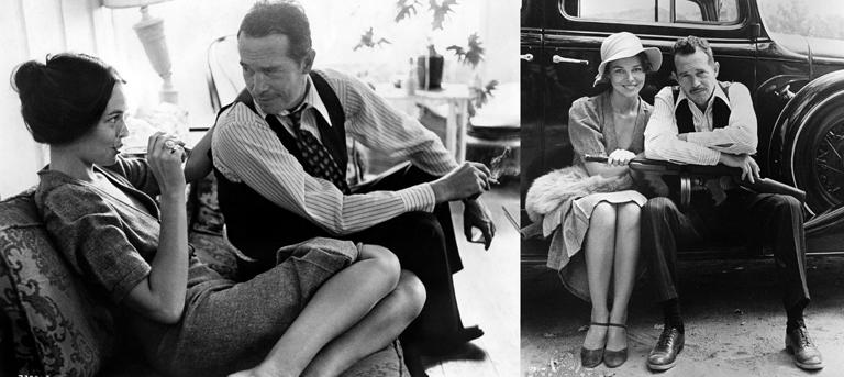 Nem korabeli filmsztárok, hanem bűnözők: John Dillinger és barátnője, az énekesnő Billie Frechette
