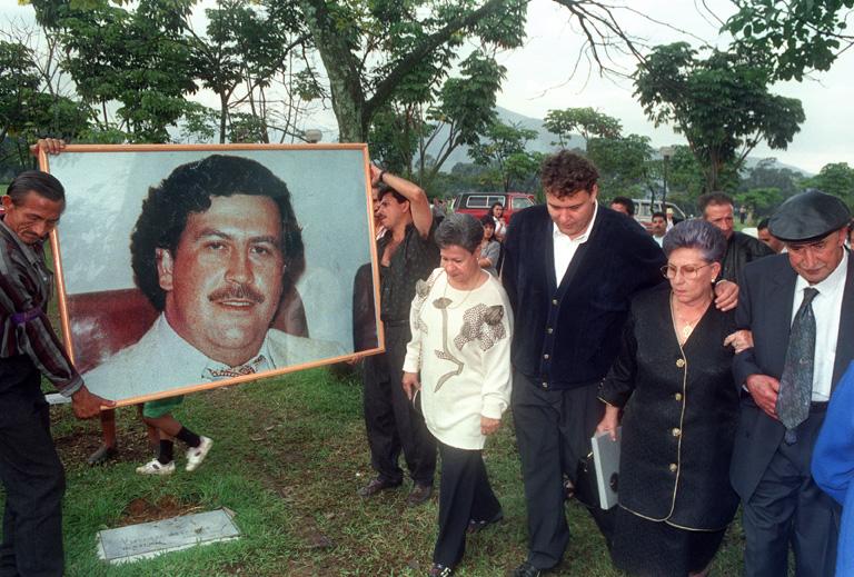 Pablo Escobar halálának évfordulója