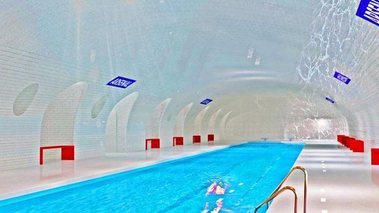 Csak ötlet: medence az úszó vb-re, hosszútávúszóknak