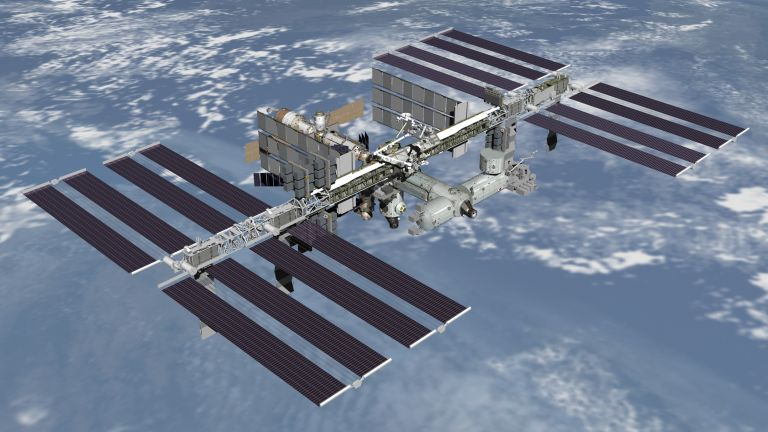 A szerencsés gyerekek az űrállomásról származó magokat ültethetik el