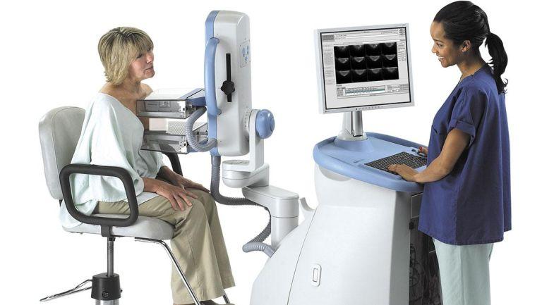 Az emlőrák mammográfiás szűrése széles körben elérhető